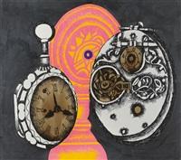 tempo sospeso by concetto pozzati
