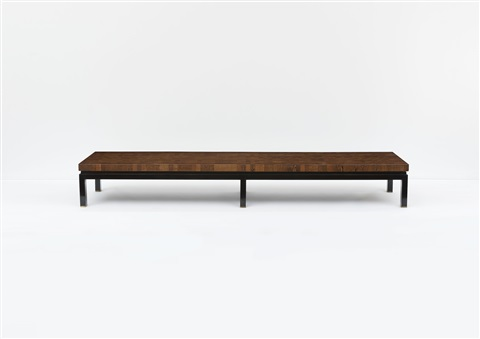 longue table basse by jules wabbes on artnet. Black Bedroom Furniture Sets. Home Design Ideas