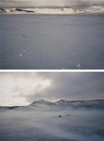 untitled iceland series 2 works by olafur eliasson