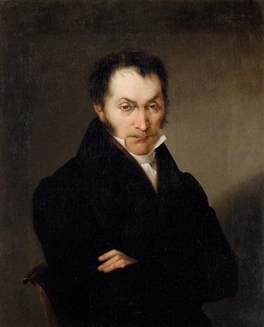 ritratto di gentiluomo by natale schiavoni