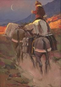 pack string by robert wagoner