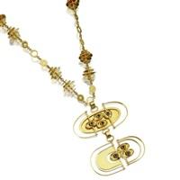 a necklace by giorgio facchini