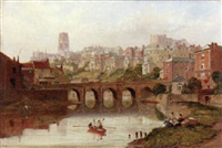 a view of durham by thomas h. hair