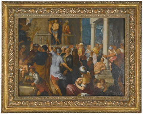 ecce homo by hans rottenhammer the elder
