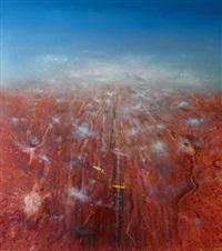 zephyr (simpson desert) by ken johnson