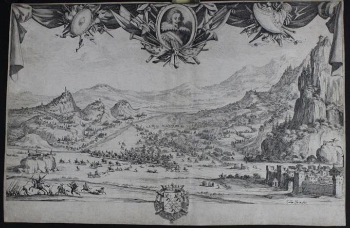 combat davigliano by jacques callot