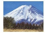 mt.fuji by shigeo ishikawa