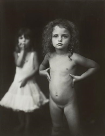 virginia at 4 by sally mann