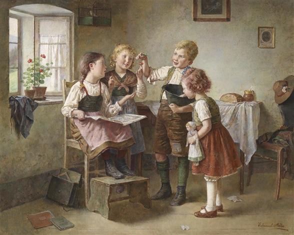 die kirsche by edmund adler