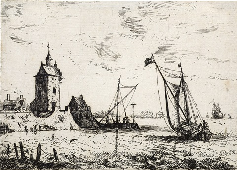 the tower by bonaventura peeters the elder