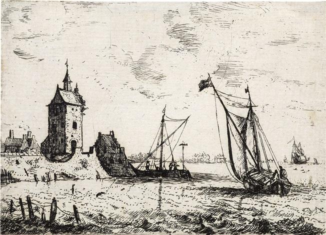 the tower by bonaventura peeters the elder