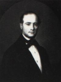 portrait of a gentleman by benjamin orth