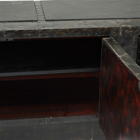 cabinet, model pe 42 by paul evans