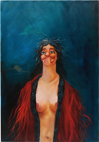german nights by george condo