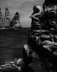 untitled (nude) by iwase yoshiyuki