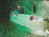 i funerali dell'artista by cesare mocchiutti