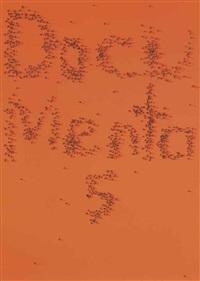 documenta 5 by edward ruscha and robert rauschenberg