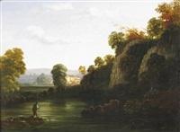 nr. matlock, derbyshire by h. smythe
