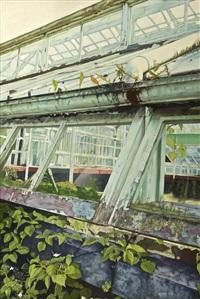 glasshouse, the botanic gardens, dublin by phillip hoye