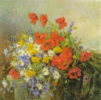 feldblumen by flora g. udvardy