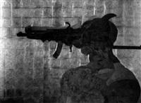 gun figure by nancy grossman
