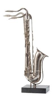 saxophone by arman