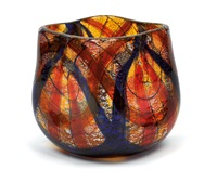 vase oriente by ercole barovier