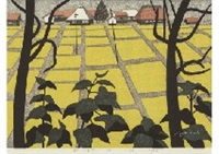 the harvest season in aizu by kiyoshi saito
