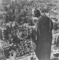 dresden, februar 1945 by richard peter sr.
