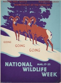 national wildlife week by weber