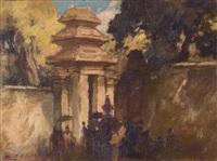 heilige offerplaats by gerard adolfs
