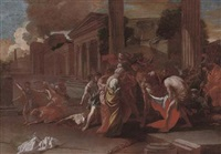 a massacre by andrea di leone