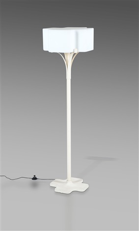 Lampada da terra mod by Fontana Arte on artnet