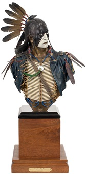 trophies of honor - kangi yatapi by dave mcgary