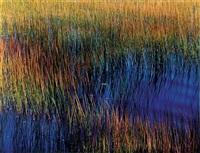 textures (10 works) by john wawrzonek