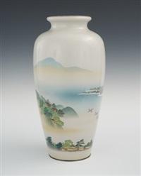 vase by jubei ando