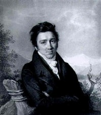 portrait von rodolphe toepffer by firmin massot