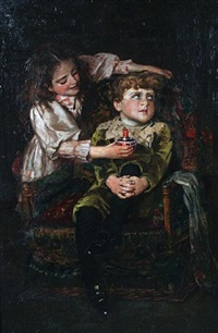 a peace offering by william hippon gadsby