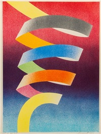 waterspout by james rosenquist
