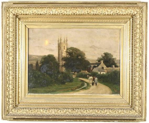 widdecombe in the moor by allen