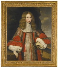 portrait of lord david hay by david scougall