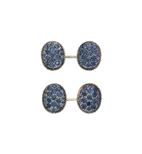 a pair of cufflinks by buccellati