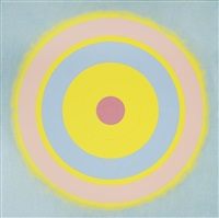 mysteries: glow by kenneth noland