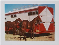 fillys with trailer by richard mclean