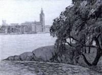 stockholms stadshus by julie hullgren