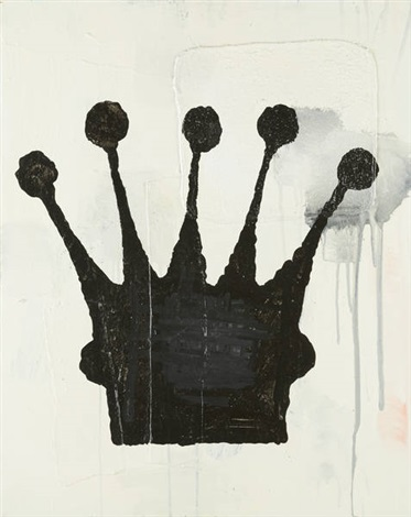 crown by donald baechler
