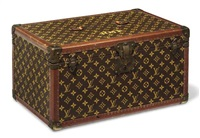 trunk by louis vuitton