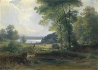 parthie am ammer see by ludwig sckell