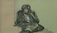 afternoon nap by william selwyn