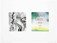 brave men run in my family by jim ganzer and ed ruscha